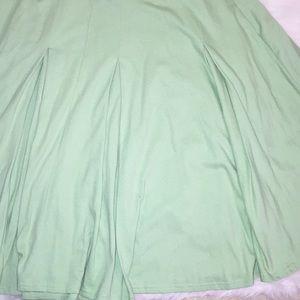 Blair Skirts - Lovely Lime Green Skirt by Blair